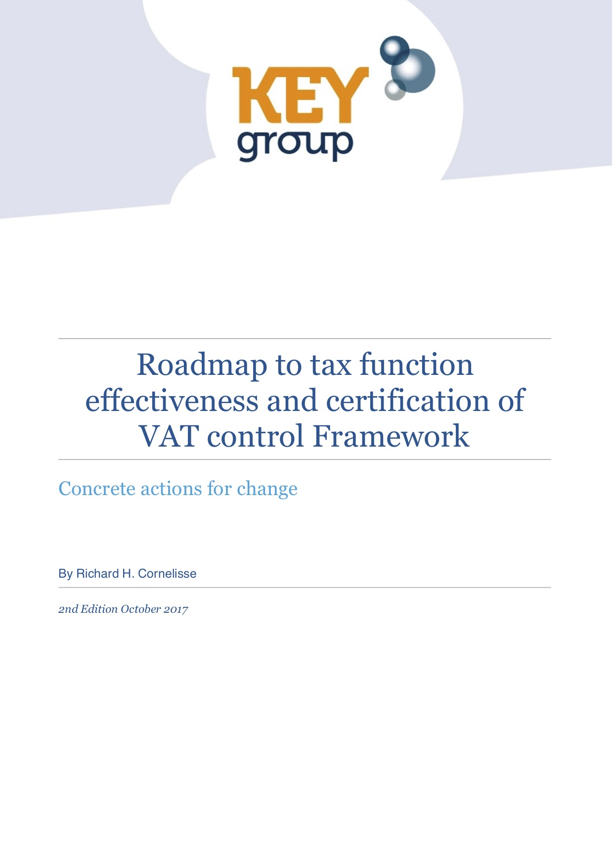 Roadmap to Tax and IT function effectiveness